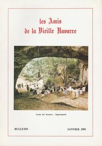 Bulletin Les Amis de la Vieille Navarre 1995