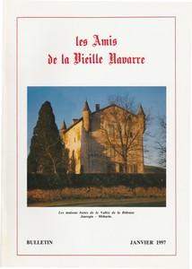 Bulletin Les Amis de la Vieille Navarre 1997
