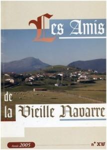 Bulletin Les Amis de la Vieille Navarre 2005