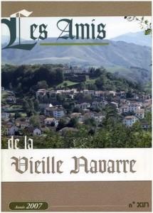 Bulletin Les Amis de la Vieille Navarre 2007