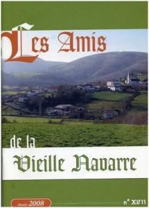 Bulletin Les Amis de la Vieille Navarre 2008