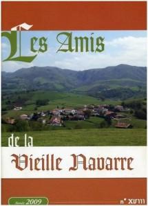 Bulletin Les Amis de la Vieille Navarre 2009