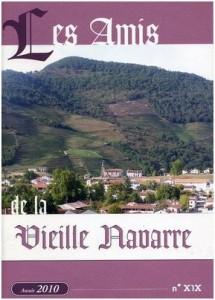 Bulletin Les Amis de la Vieille Navarre 2010