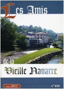 Bulletin Les Amis de la Vieille Navarre 2012