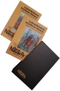 La grande guerre et la Basse Navarre édité par Terres de Navarre